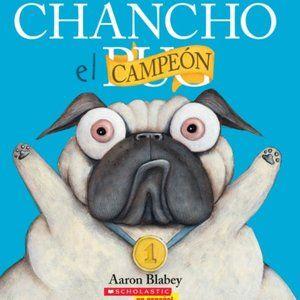 NWT Chancho el Campeón | Libro en Español